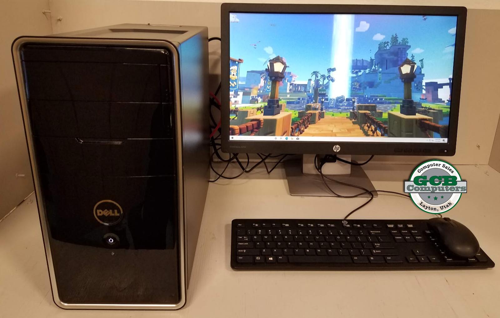 $400 Dell i7 Gamer w/ GTX 960 256GB SSD