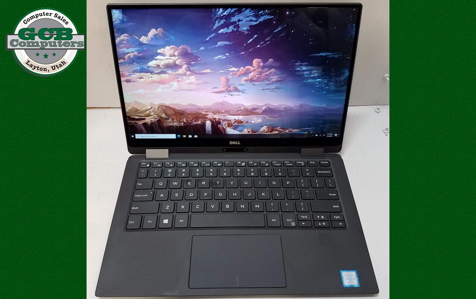 $440 Dell XPS 13 9365 2-in-1 256GB SSD 16GB RAM