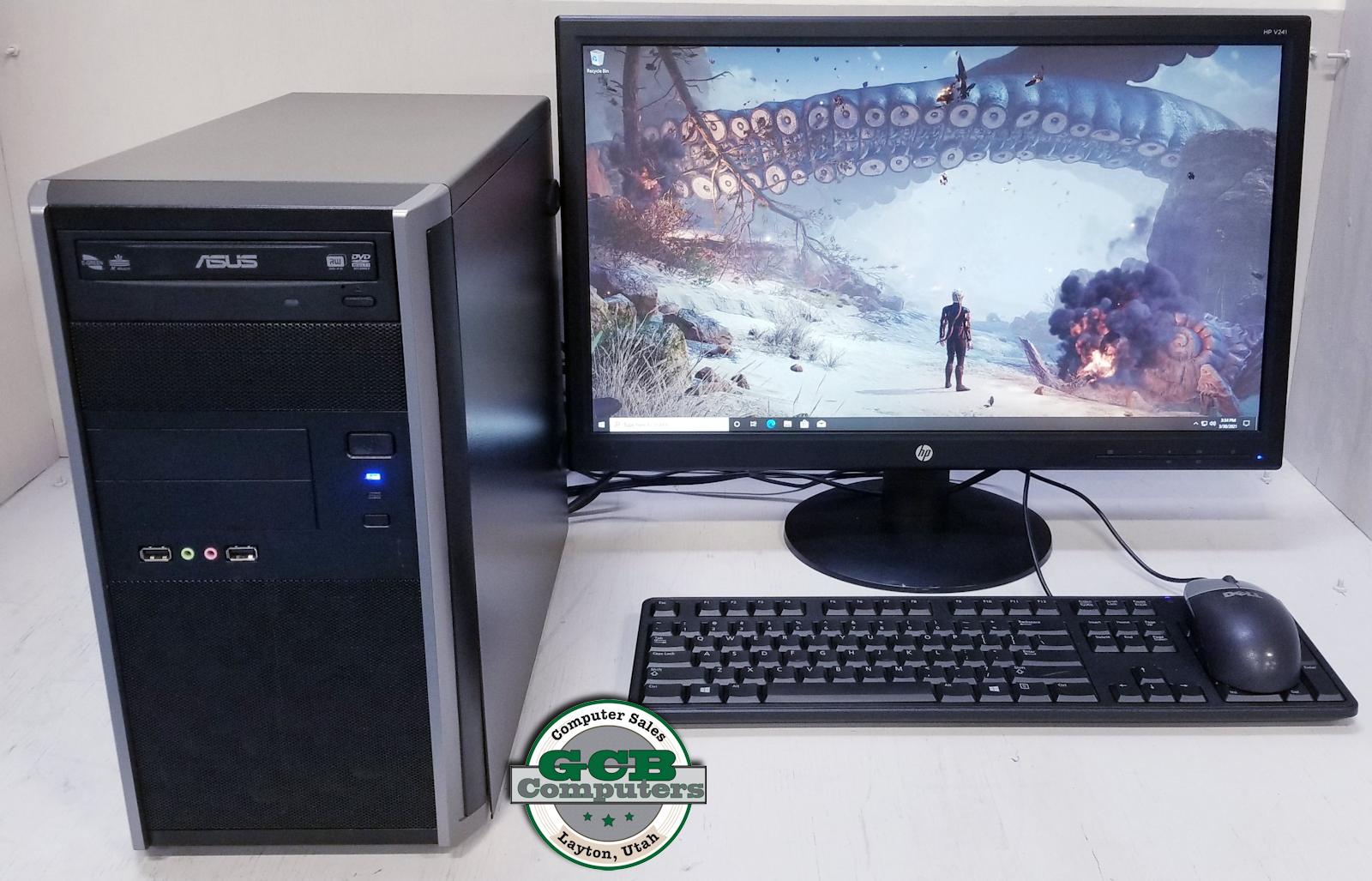 $350 Custom i7-4770s Radeon HD 7770 256GB SSD 2TB HDD