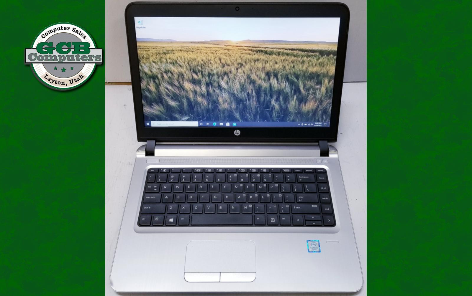 $200 HP ProBook 440 G3 i5-6200U 256GB SSD 8GB RAM