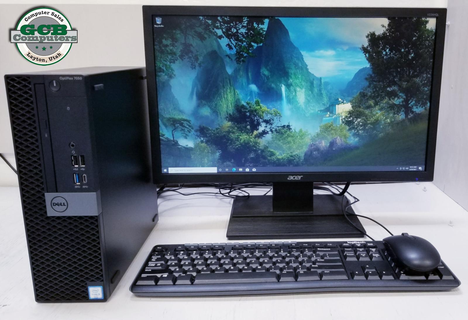 $150 Dell i5-6500 120GB SSD 8GB RAM
