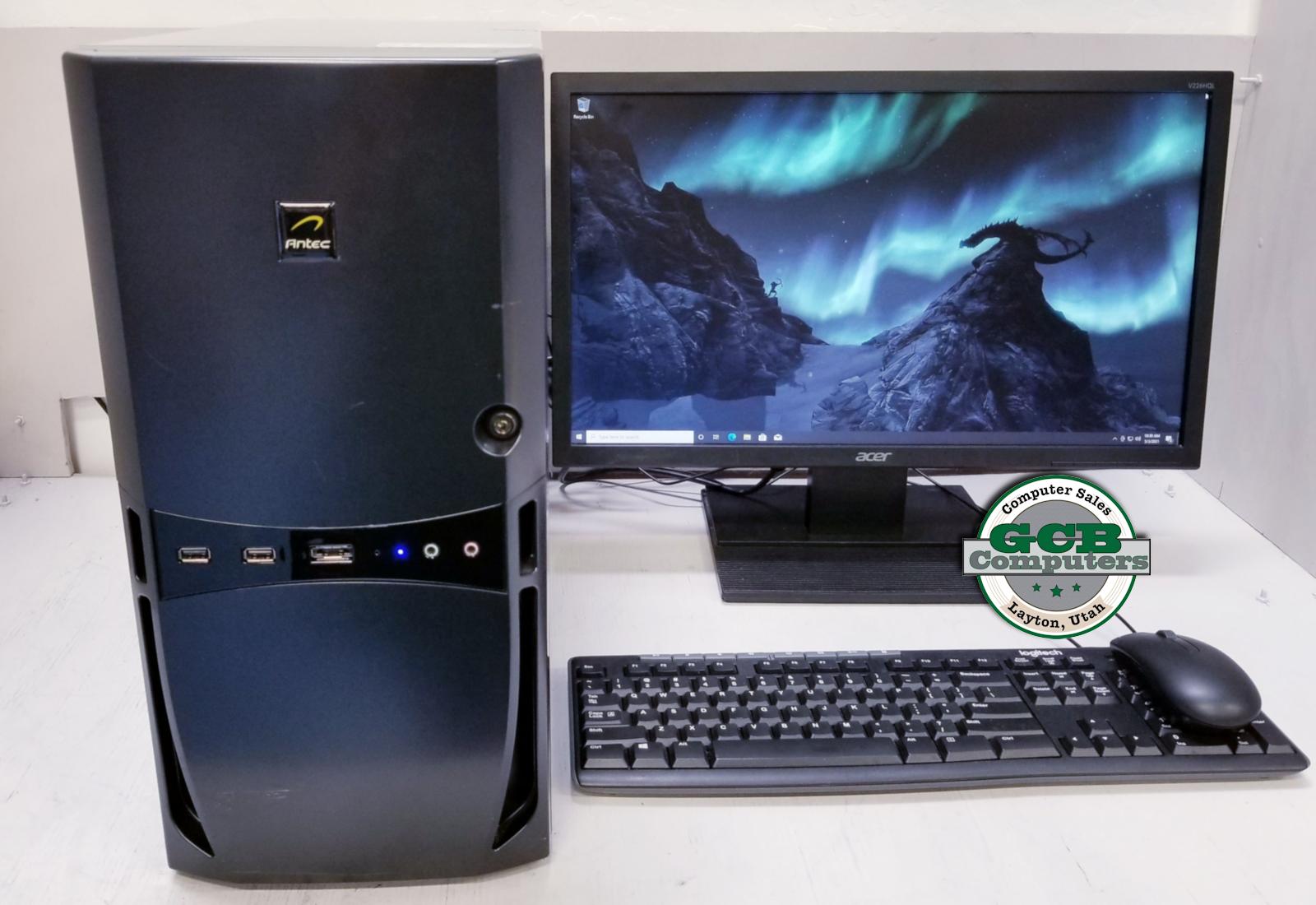$400 Custom i7-2600 256GB SSD 2TB HDD 16GB RAM GTX 760