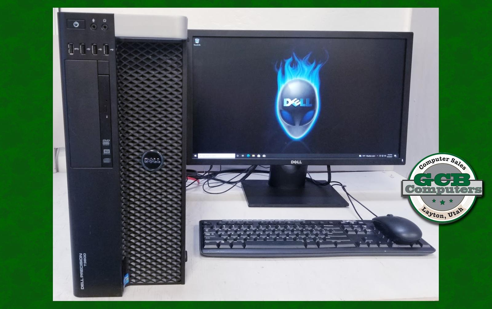 $260 Dell Precision Xeon E5-1620 256GB SSD 32GB RAM