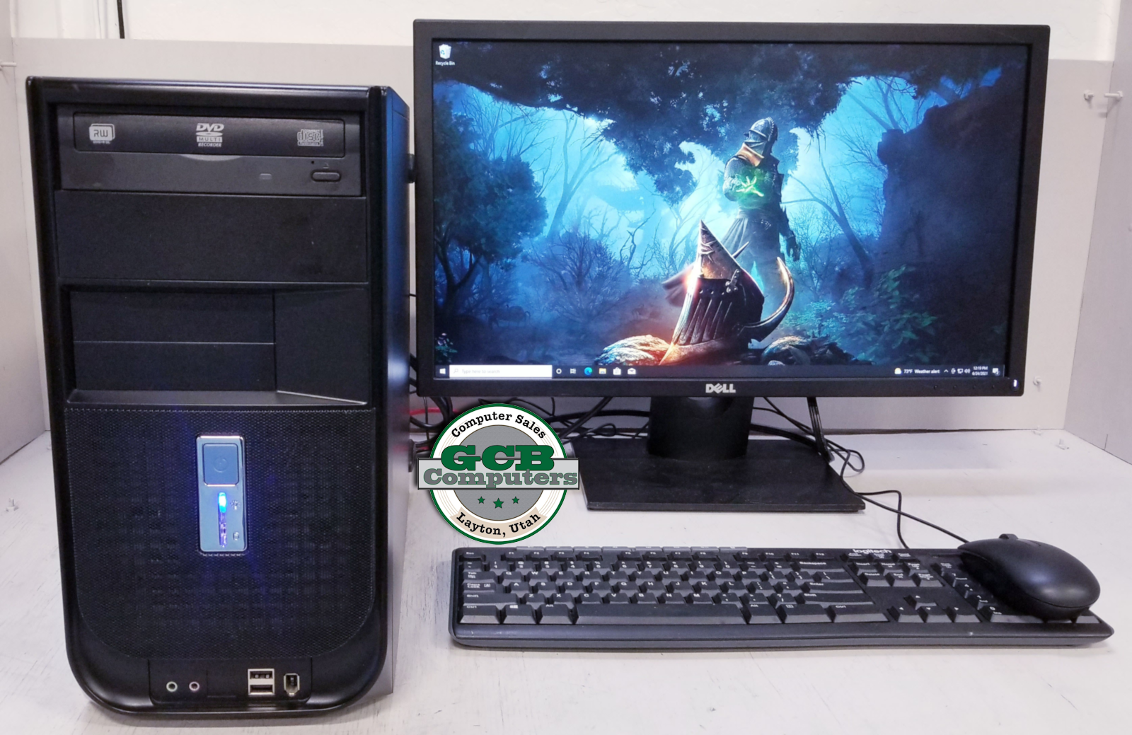 $420 Custom i7-2600 Gamer 960GB SSD 16GB RAM GTX 1050Ti