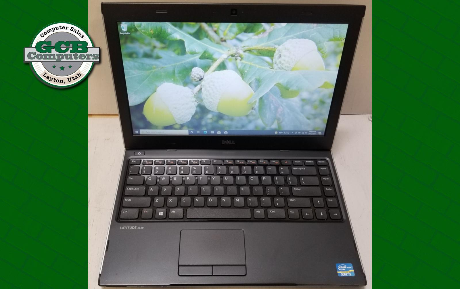 $100 Dell 3330 i3-2375M 128GB SSD 8GB RAM