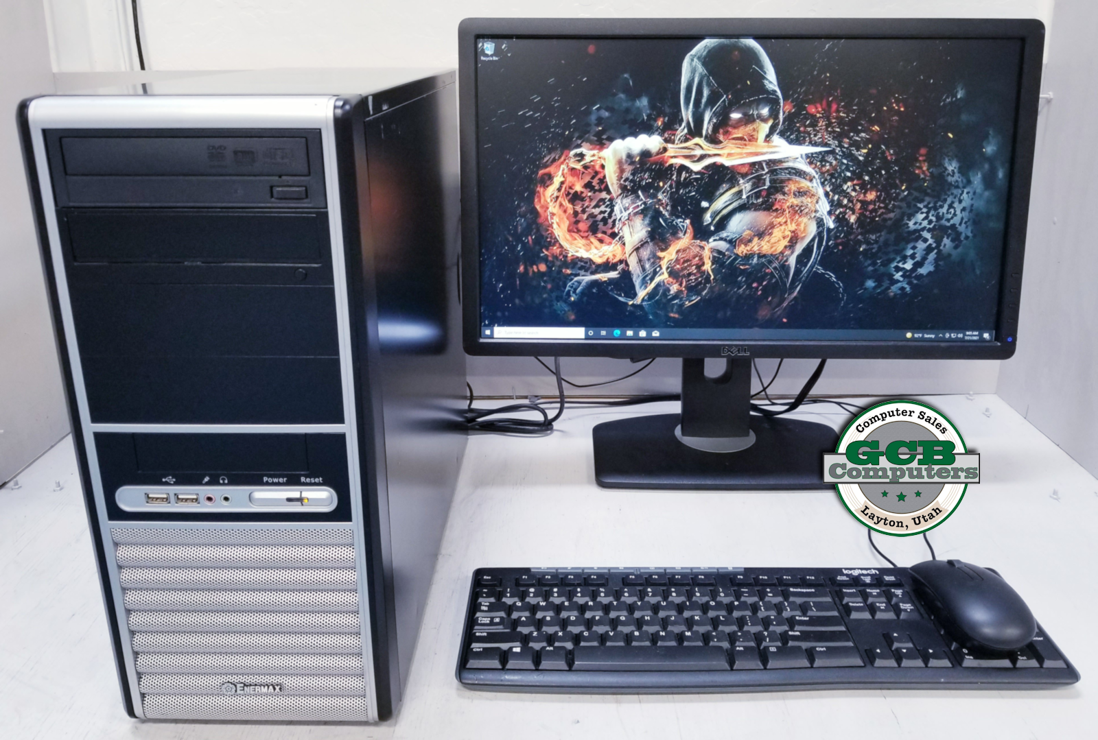 $580 Custom i7-4790K Gamer 512GB SSD 2TB HDD 16GB RAM GTX 980