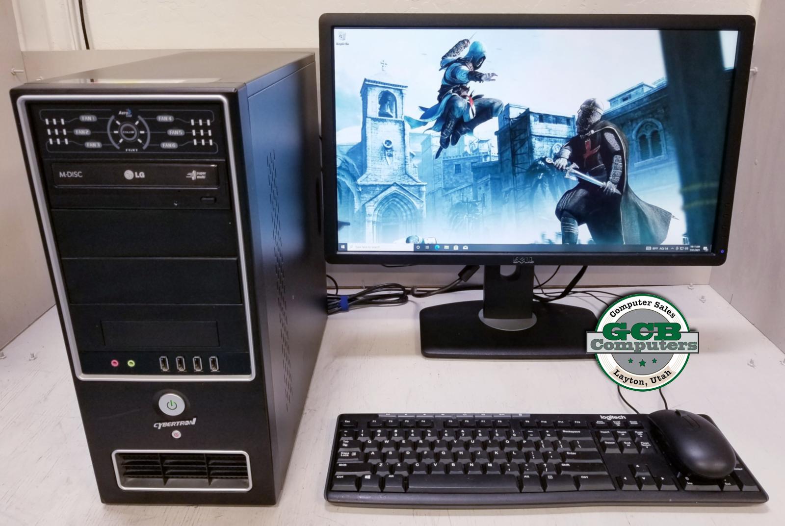$700 Custom i7-6700 Gamer 500GB SSD 2TB HDD 16GB RAM GTX 980