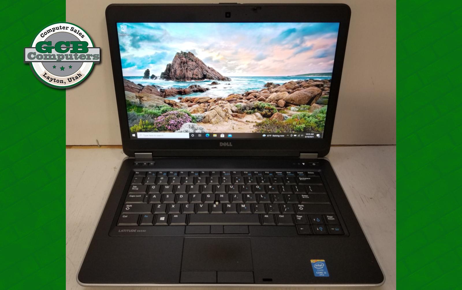 $200 Dell 6440 i5-4310M 256GB SSD 8GB RAM 1080p Screen